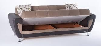 Sofa Sleeper With Storage Best Modern Sofa Sleeper Bed Danyhoc Furniture Throughout Idea 17