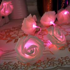 Led Lights For Room by Com Lychee Rose Fairy String Lights For Room Home Garden
