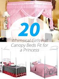 Desk Beds For Girls Chic Canopy Bed For Girls U2013 Tappy Co