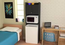 dorm room furniture amazon com ameriwood systembuild clarkson mini refrigerator
