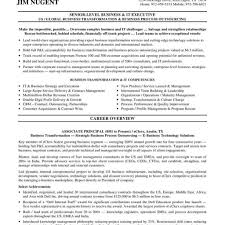 resume examples executive management cover letter sample sample