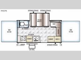 Hi Lo Camper Floor Plans Rockwood High Wall Series Folding Pop Up Camper Rv Sales 3