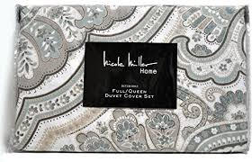Nicole Miller Duvet Duvet Cover Set Price U2013 Nicole Miller Home Duvet Cover 3 Piece Set