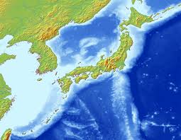 Relief Map Maps Of Japan Detailed Map Of Japan In English Tourist Map Of