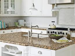 interior suitable kitchen countertops for comfort cooking