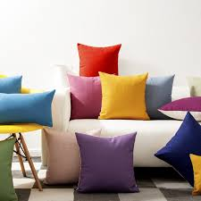Decorative Pillows For Sofa by Compare Prices On Yellow Decor Pillows Online Shopping Buy Low