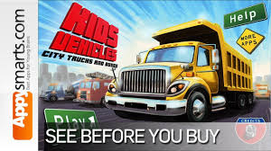 kids vehicles city trucks u0026 buses dump truck ambulance fire
