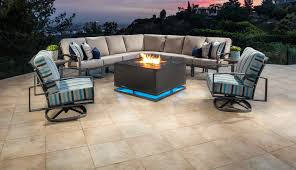 Ow Lee Fire Pit by O W Lee Luxurious Outdoor Casual Furniture U0026 Fire Pits