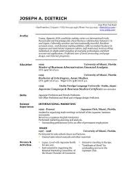 marketing cv sample best 25 resume templates free download ideas on pinterest free