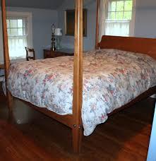 Ethan Allen Upholstered Beds Barrett Canopy Bed By Ethan Allen Ebth