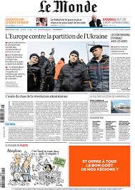 si鑒e du journal le monde chernov unframe made today s le monde front page unframe