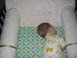 crib cozies a nice alternative to bumpers