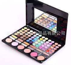 pare s on plete makeup kit ping low fashion 78 colors pro eyeshadow palette