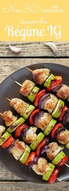 recette de cuisine legere pour regime régime ig 30 recettes pour s y mettre régime recettes santé