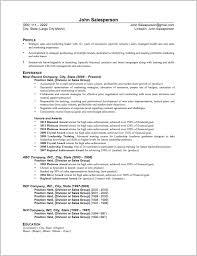 best chosen resume format resume sle cosmetic sales danaya us