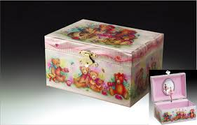 Engravable Music Box Gifts For Children