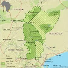 Zimbabwe Map Maps Of Project Sites Wild Zimbabwe