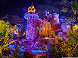 disney world halloween desktop background prince eric u0027s castle hd desktop wallpaper widescreen high
