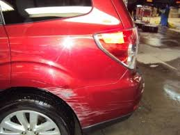 how much does it cost to fix a brake light but it s just a little scrape why car body repairs cost so much