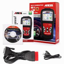obd2 obd automotive scanner diagnostic tool ancel ad510 auto fault