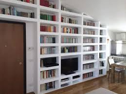 arredo librerie idee soggiorno libreria mattsole