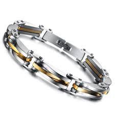 bangle bracelet man stainless steel images Stainless steel bracelets bangles fashion hand chain gold jpg