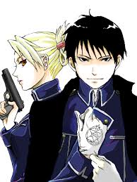 does roy mustang stay blind roy mustang the alchemist fullmetal alchemist