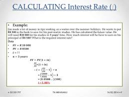 financial mathematics for grade 10 11 and 12