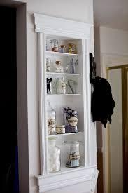 recessed shelf in bathroom wall u2013 outdoor design