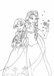 frozen coloring pages a4 printable the 314 best images about