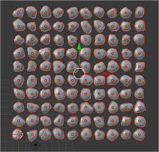 planet sushi siege social procedural random generative modeling technique pebbles and