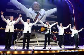 monty python get mixed reaction from fans at o2 reunion show