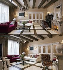 Beige Living Room by 25 Tasteful Living Rooms