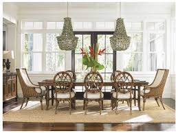 casual dining room setscasual dining table sets fiberglass x hai 72 39 39 x 44 39 39 fisher island rectangular dining table