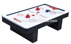 kids air hockey table high quality kids game air hockey table mini table top air hockey