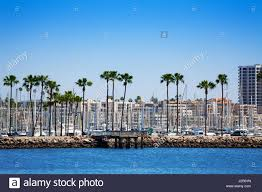 downtown long beach california skyline stock photos u0026 downtown