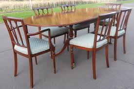 strongbow mahogany dining room suite