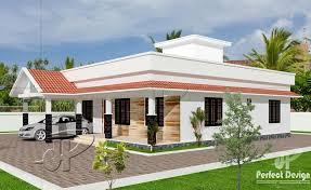 One Story Contemporary House Plans One Story Contemporary House Plan With Roof Deck Pinoy House Designs