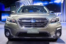 2018 subaru outback overview cars com