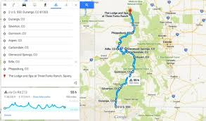 Rifle Colorado Map by Epileptic Rifle Woman Aims To Run Across State Postindependent Com