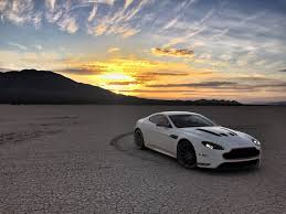 stanced aston martin 2017 aston martin v12 vantage s manual tested on ignition w video
