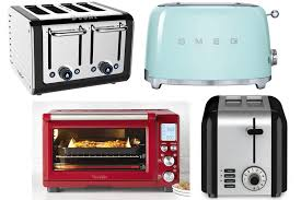 Toaster Ovens With Toaster Slots Toast Trend Calls For A Cool New Toaster The Seattle Times