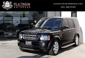 2016 land rover lr4 black 2016 land rover lr4 hse stock 5998 for sale near redondo beach