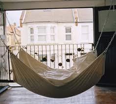 h ngematte auf balkon wir sind dann mal draussen sweet home