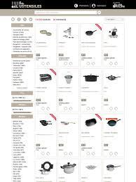 comparateur cuisine mesustensiles com comparateur des prix d ustensiles de cuisine