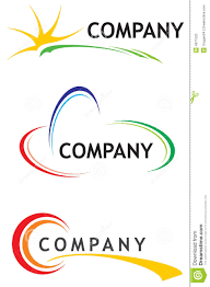 corporate logo templates royalty free stock photo image 4971525