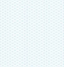 printable isometric paper a4 isometric grid vector images over 410