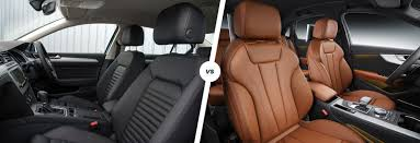 volkswagen passat 2017 interior vw passat vs audi a4 u2013 which is best carwow