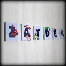 name wall art roselawnlutheran superheroes name wall art art for children letter paintin flickr