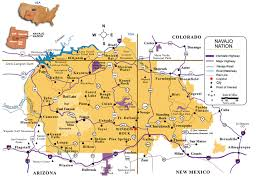 Navajo Reservation Map Mmw Serves U2013 Navajo Matthew T Herbst University Of California